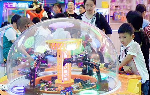 家庭电玩游戏机-彩虹乐园